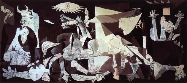 Foto 7 - Guernica - Picasso