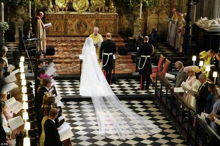Foto 1 - Casamento Harry & Meghanroyal_wedding-harry_meghan_markle-3