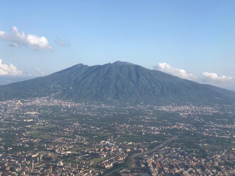 Foto 1 - chegada Nápoles