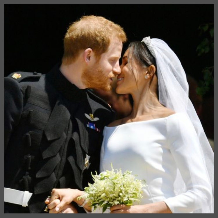 Foto 11 - Casamento Harry & Meghan