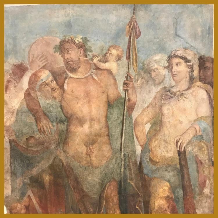 Foto 12 - Afrescos Pompeia