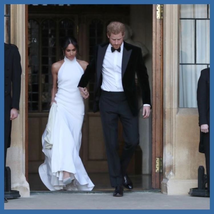 Foto 13 - Casamento Meghan & Harry
