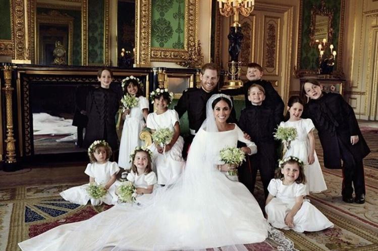 Foto 16 - Casamento Harry & Meghan