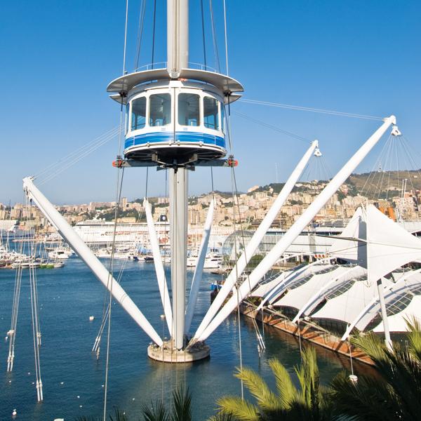 Foto 5 - Elevador panoramico Bigo em Genova