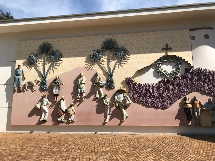Foto 17 - Murais Escultóricos de John Ahearn