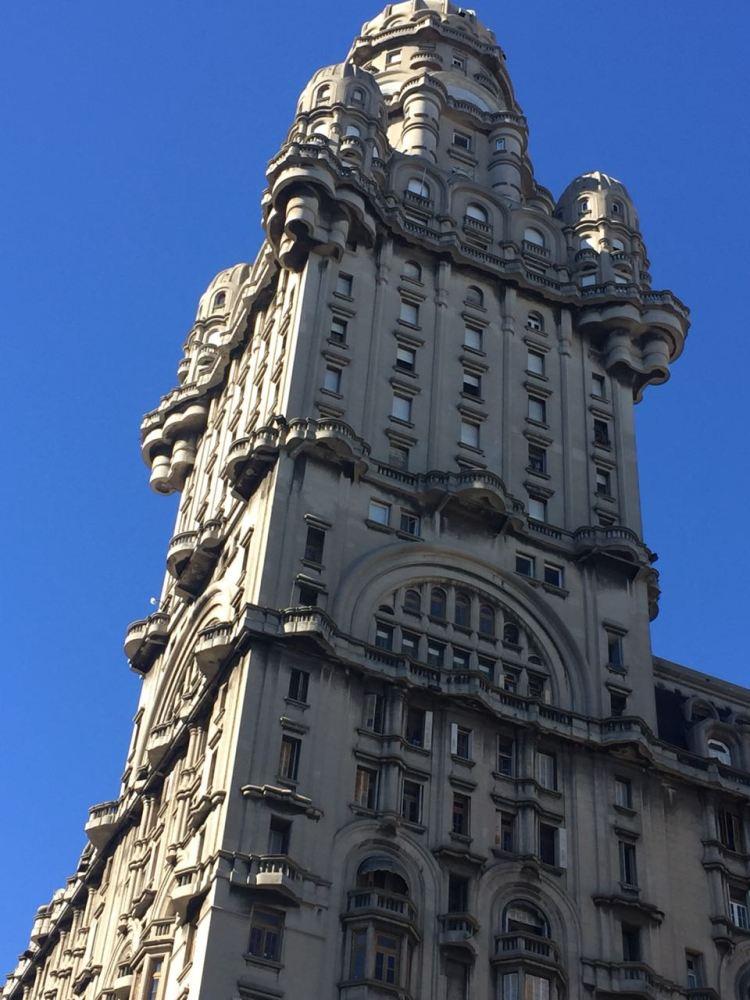 Foto 6 - Excêntrico Edifício Palácio Salvo