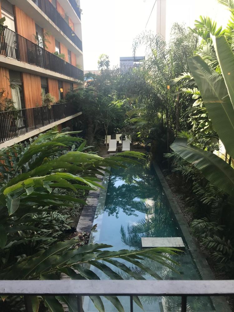 Foto 5 - Piscina do Hotel Villa Amazônia