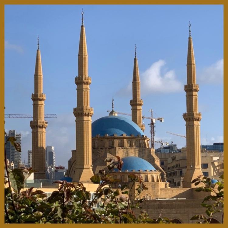 Foto 13a - Mesquita Mohammad al-Amin - Beirut