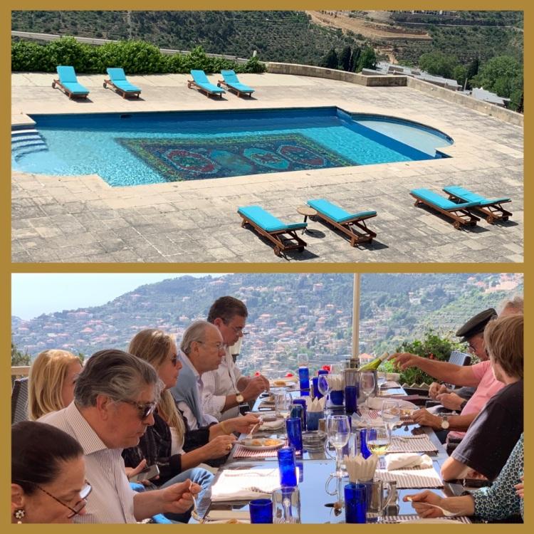 Foto 26 - Amir Palace Restaurante Beiteddinejpg